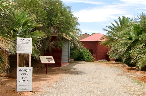 The Broken Hill Mosque