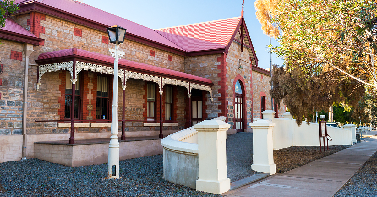 Broken Hill Railway Museum