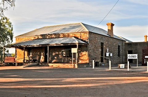 The Silverton Gaol Museum