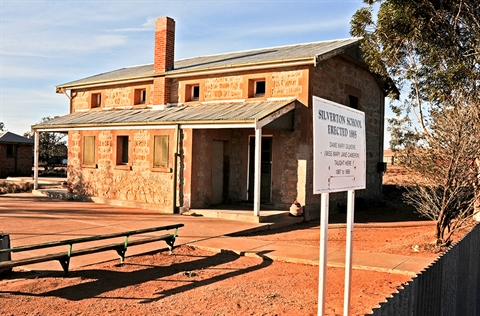 The Silverton School Museum