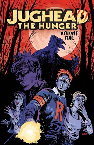 Front cover image of Jughead, the hunger